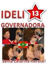 Selo_Ideli_Governadora