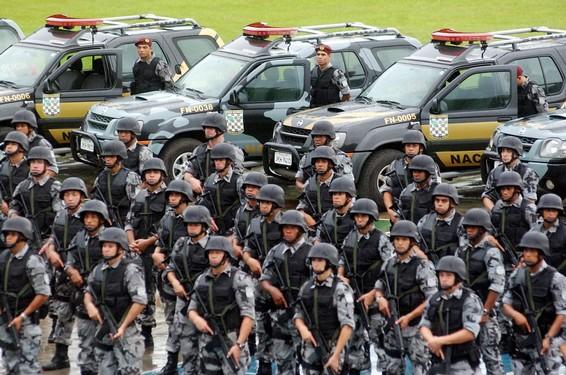 Copa e Olimpíada atraem mais de 4 bilhões de dólares em investimentos em segurança