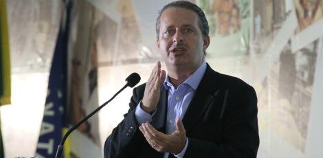 Eduardo Campos em foto de Cemilson Campos, do Jornal do Commercio