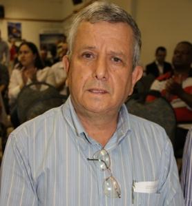 Hamilton Santana de Lima, prefeito reconduzido por decisão do TJ-BA