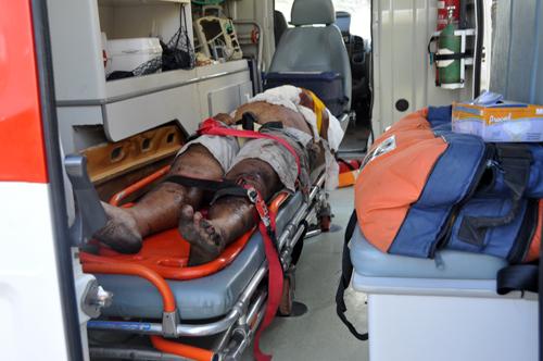 Apesar do socorro do SAMU, Darlan faleceu no local do acidente
