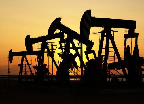 Imagem de referência: postos de petróleo de baixa vazão.