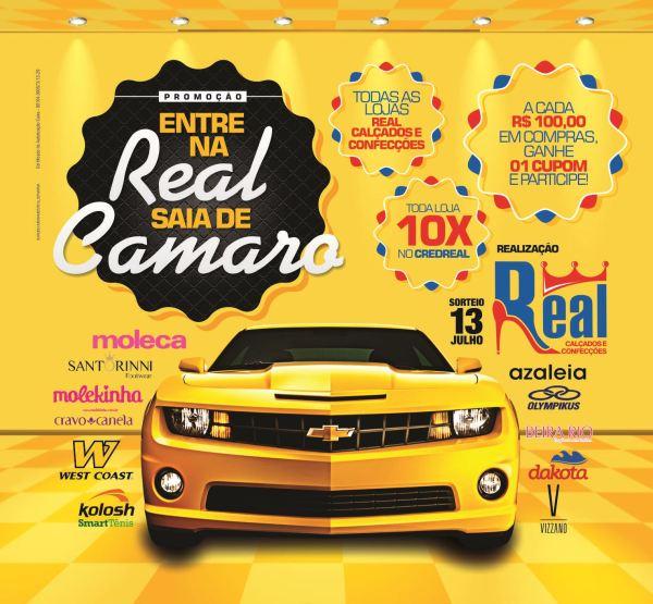 Promoção Camaro