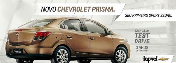 Topvel Prisma Sport Sedan