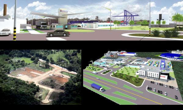 Detalhes do projeto e situação atual da área da ZPE