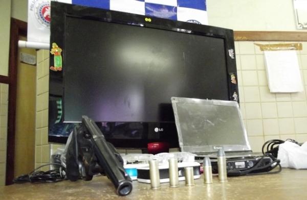 Quanto vale uma televisão roubada no mercado negro?