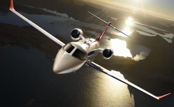 Learjet 75 Bombardier, o supra sumo da aviação executiva.