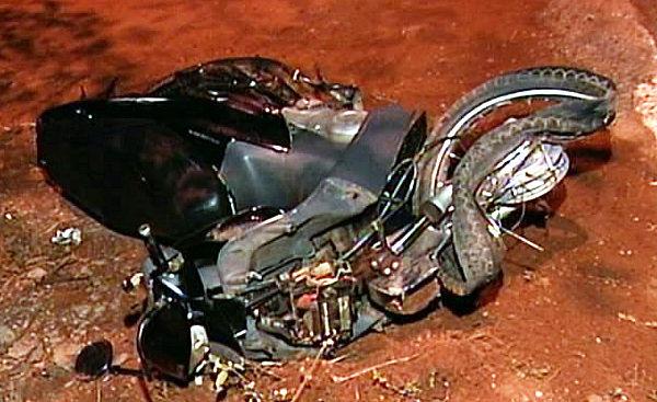 Motos deixam dois mortos em dois acidentes em Riachão e Santa Rita