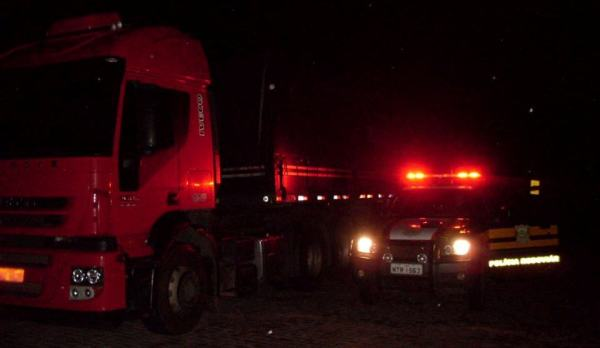 caminhão excesso peso