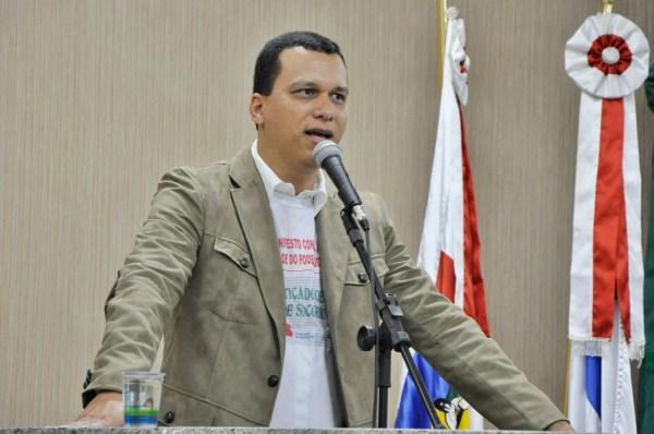 Cássio Machado, conselheiro e ex-presidente da OAB Barreiras