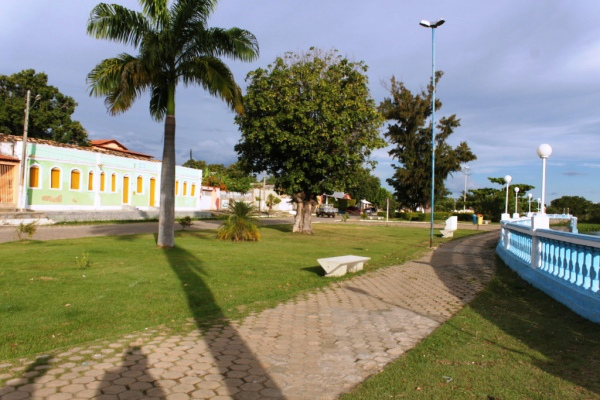 Santa Rita de Cássia: prisioneiros na rua