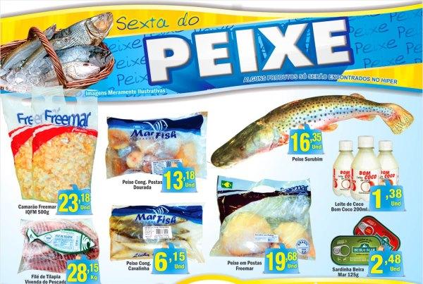 Sexta do Peixe 30-08-13