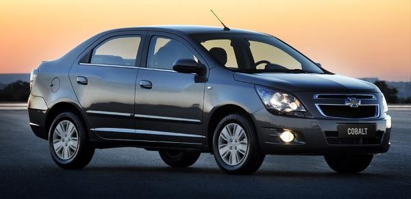 Chevrolet Cobalt LTZ 1.4, o maior espaço interno e o maior porta malas da categoria - 563 litros - só na Topvel Veículos Chevrolet de Luís Eduardo, Barreiras e Bom Jesus da Lapa.