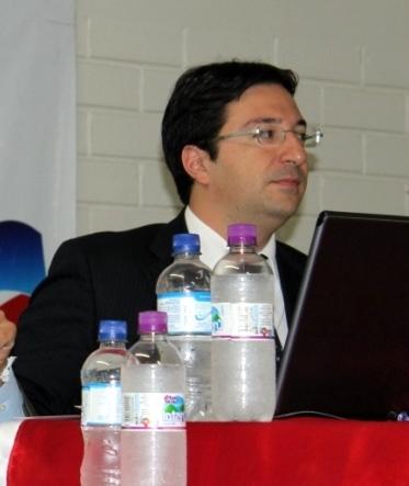 Alexandre Mota Brandão de Araújo, em recente evento na Comarca de Luís Eduardo Magalhães.