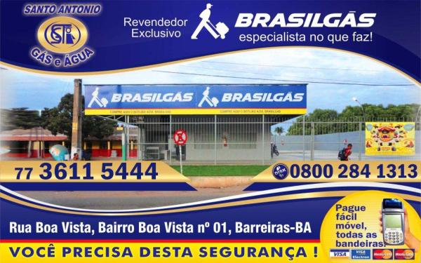 Brasilgas Lins Gás BARREIRAS (2)