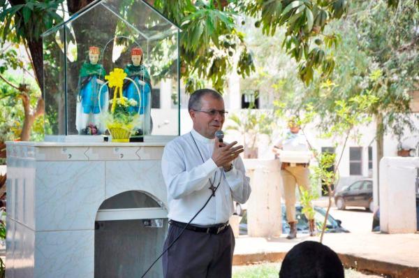 Dom Josafá comemora os santos católicos