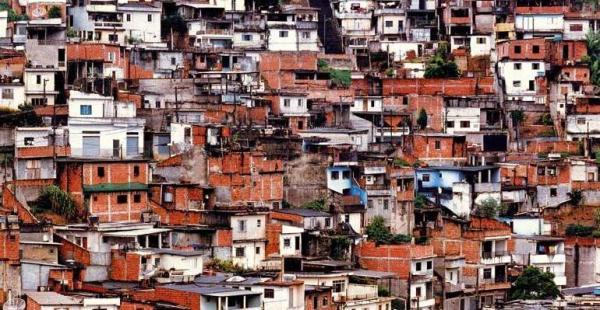 Favelas em Salvador
