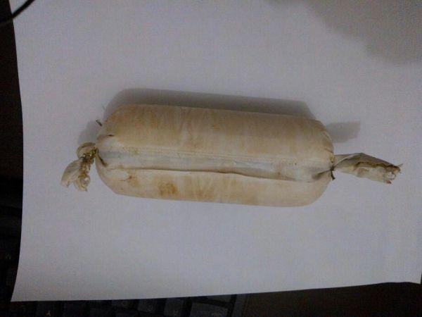 Explosivos do tipo usado para denotar cofres de caixas automáticos