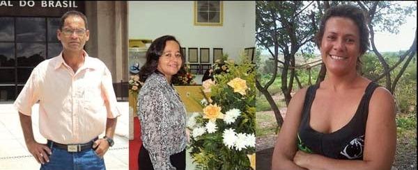 O PM, a mulher e a amante.
