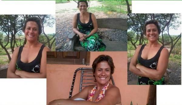 Carla Jesus, a mãe dos filhos abusados, está sendo procurada pela Polícia.
