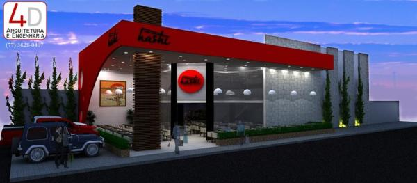 Em breve, um novo restaurante.