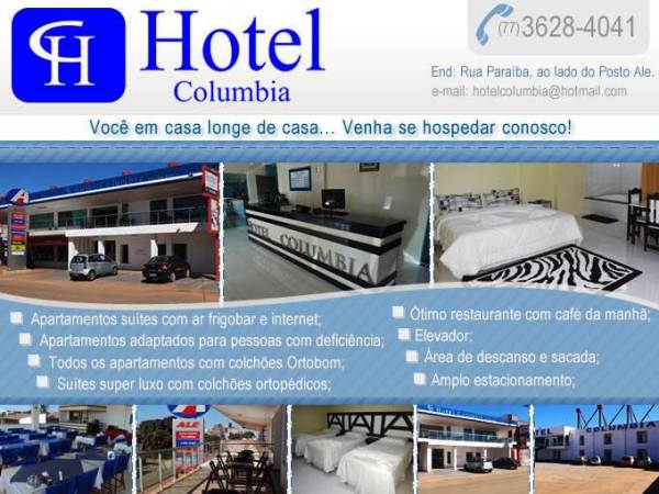 hotelcolumbiadavi