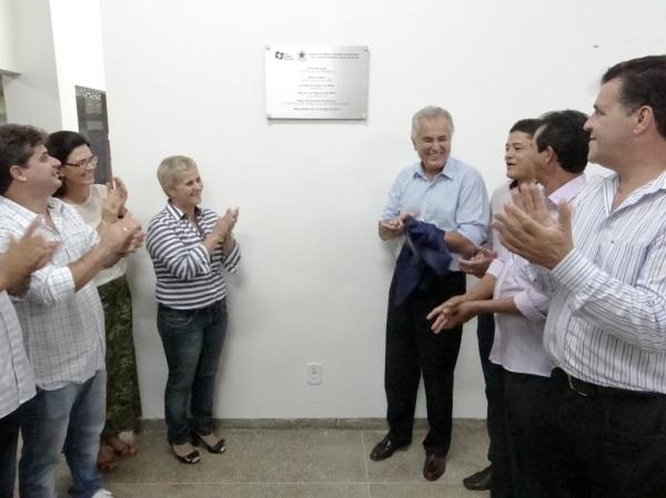 O CEUs recebeu o nome de Patrícia Regina Lauck de Souza, uma homenagem a uma mulher guerreira e batalhadora da cidade.