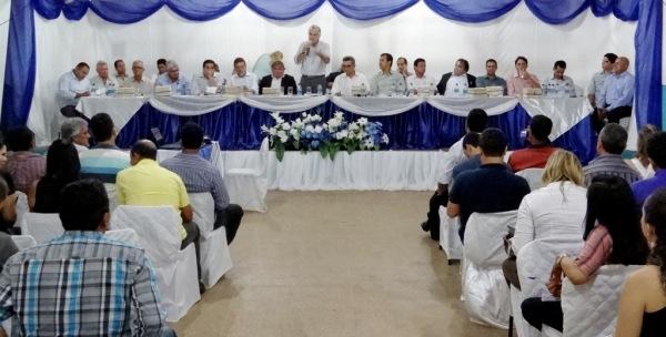 O presidente Humberto Santa Cruz, anunciou que a Umob é uma ferramenta para auxiliar tanto os pequenos municípios como os municípios que estão em ascensão