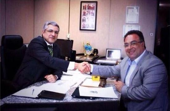 Padilha e Airton Vargas