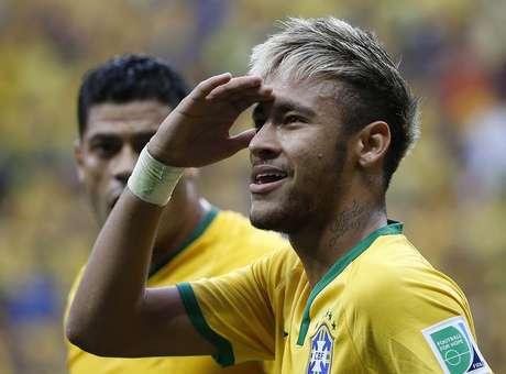 Neymar ponei maldito