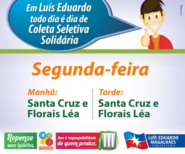 2 - SEGUNDA - HORÁRIO COLETA WEB