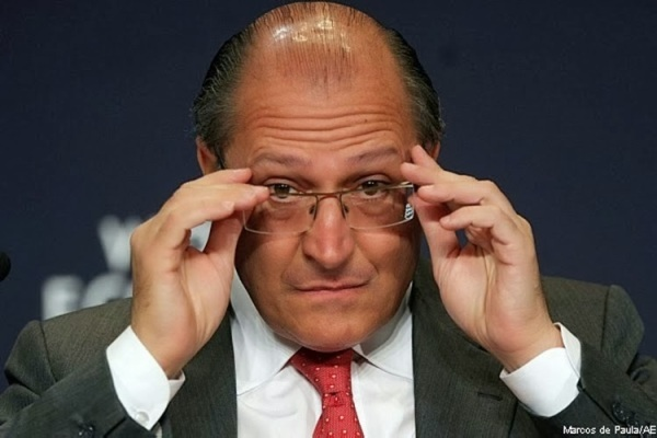 Governador Geraldo Alckmin diz que 'tropa do braço' teve êxito durante protesto