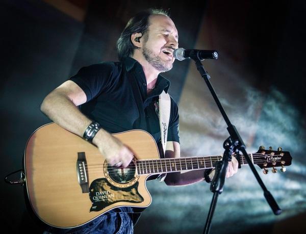 O cantor irlandês, naturalizado brasileiro, David Quinlan será a atração da VII Marcha Para Jesus