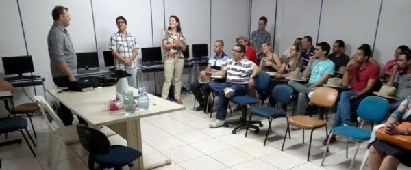 A previsão para início das aulas é dia 08 de setembro, inicialmente com os cursos de engenharia Biotecnológica e de Produção.