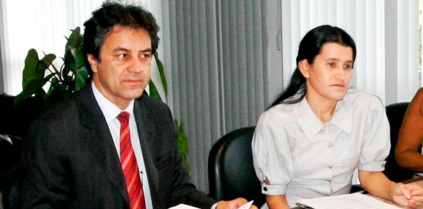 Se o recurso contra a candidatura de Jusmari for acolhido no TSE, o casal Oliveira estará Inelegível. Foto: Roberto Viana/AGECOM Bahia.