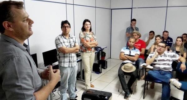 O secretário Municipal de Governo, Carlos Koch, comentou sobre as positivas  perspectivas de crescimento do município e como a UFOB participará desse processo.