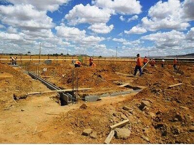 UPA de Barreiras: em construção no mínimo há 6 anos