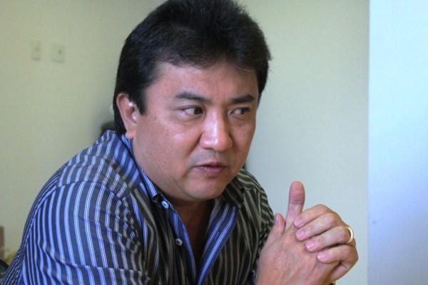 Walter Horita, em foto de Carlos Alberto Reis Sampaio