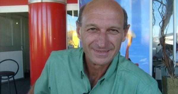 Pedro Hersen, presidente do Rio de Pedras