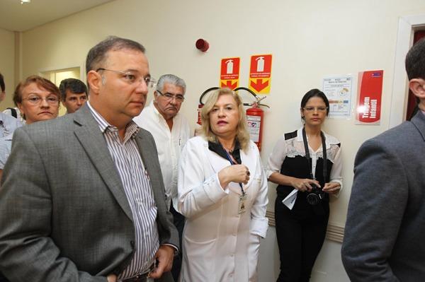 Secretário de Saúde visita Barreiras
