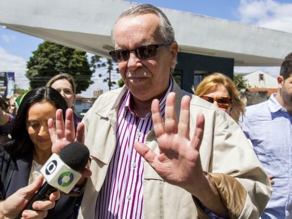 """Adarico Negromonte, o """"correio da Bahia""""."""