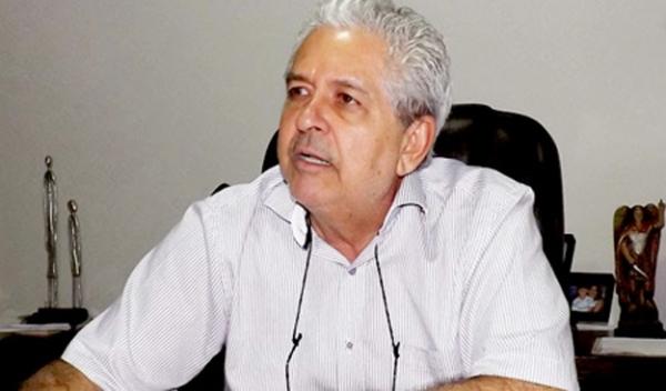 Dó Miguel, em foto publicada no Jornal Nova Fronteira