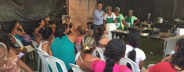 Eduardo Salles em Sobradinho - Cozinha Show