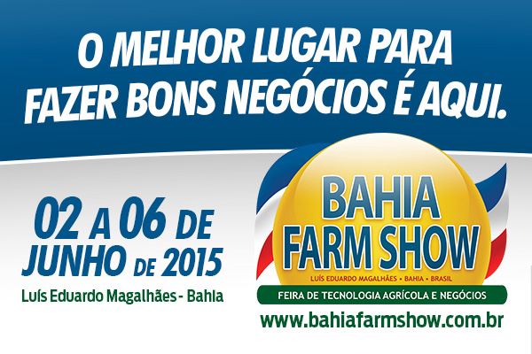 Bahia Farm Show 600
