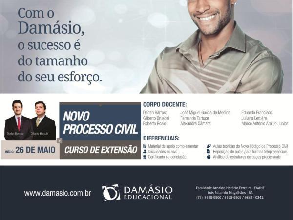 damásio processo civil (2)