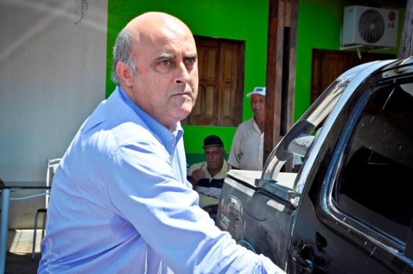 Nestor Duarte, secretário de Administração Penitenciária de Wagner e de Rui, já marcou inúmeras datas para o funcionamento do presídio de Barreiras. Foto de Luís Carlos Nunes.