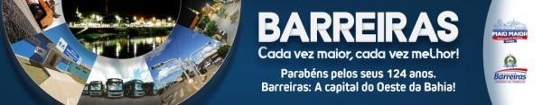 Prefeitura de Barreiras banner