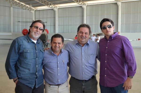 Vanderlei Ferreira e Jarbas Rocha