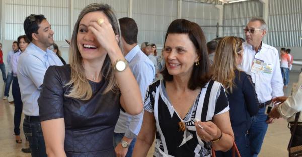Danielle Luz e Maira de Andrada Santa Cruz
