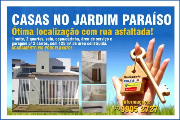 Casas no Jardim Paraíso